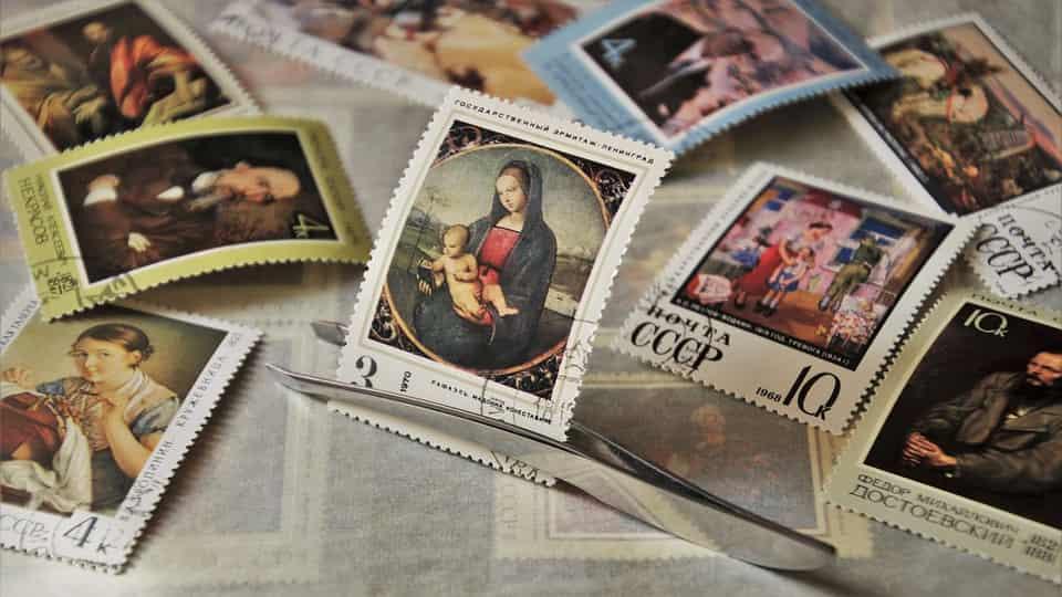 bélyeggyűjtés